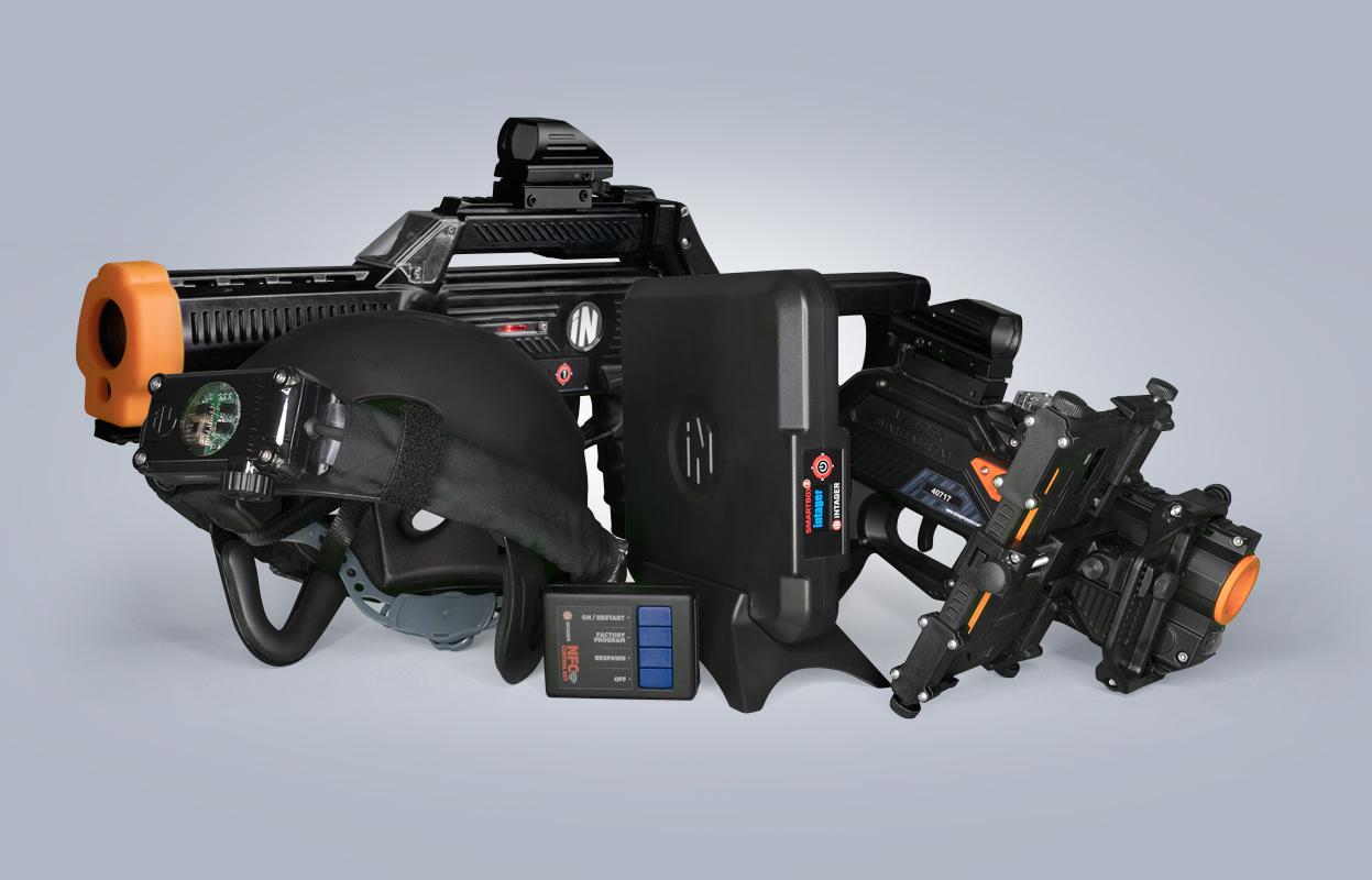 Intager Professional Laser Tag Equipment Manufacturer