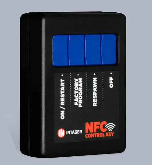 NFC lasergame afstandsbediening