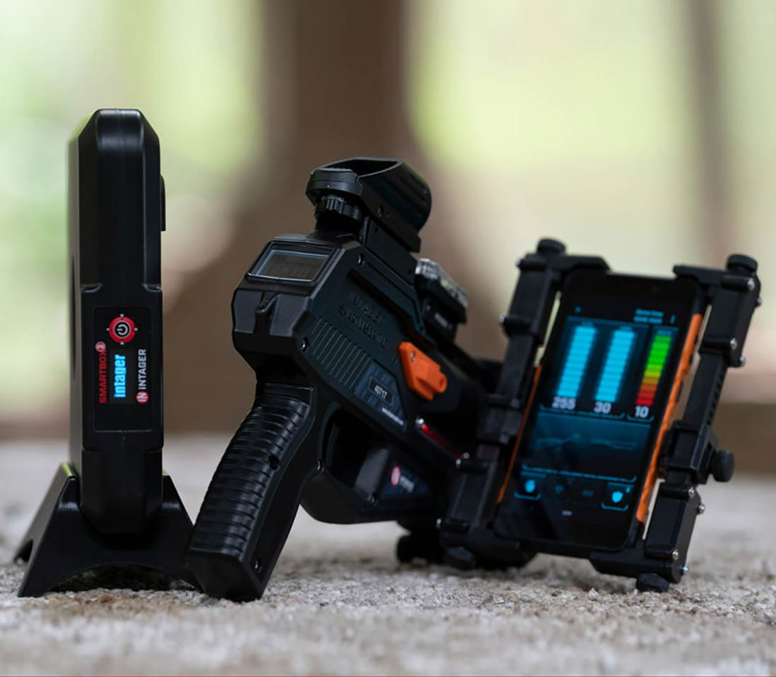 Offline Laser Tag Game Control With Smartbox3 Internal WIFI
