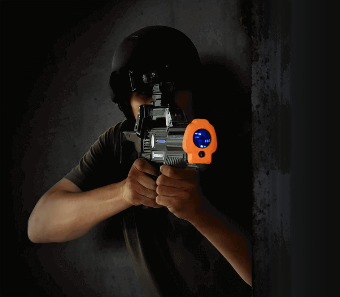 Intager Raptor3 Laser Tag Professional Optics