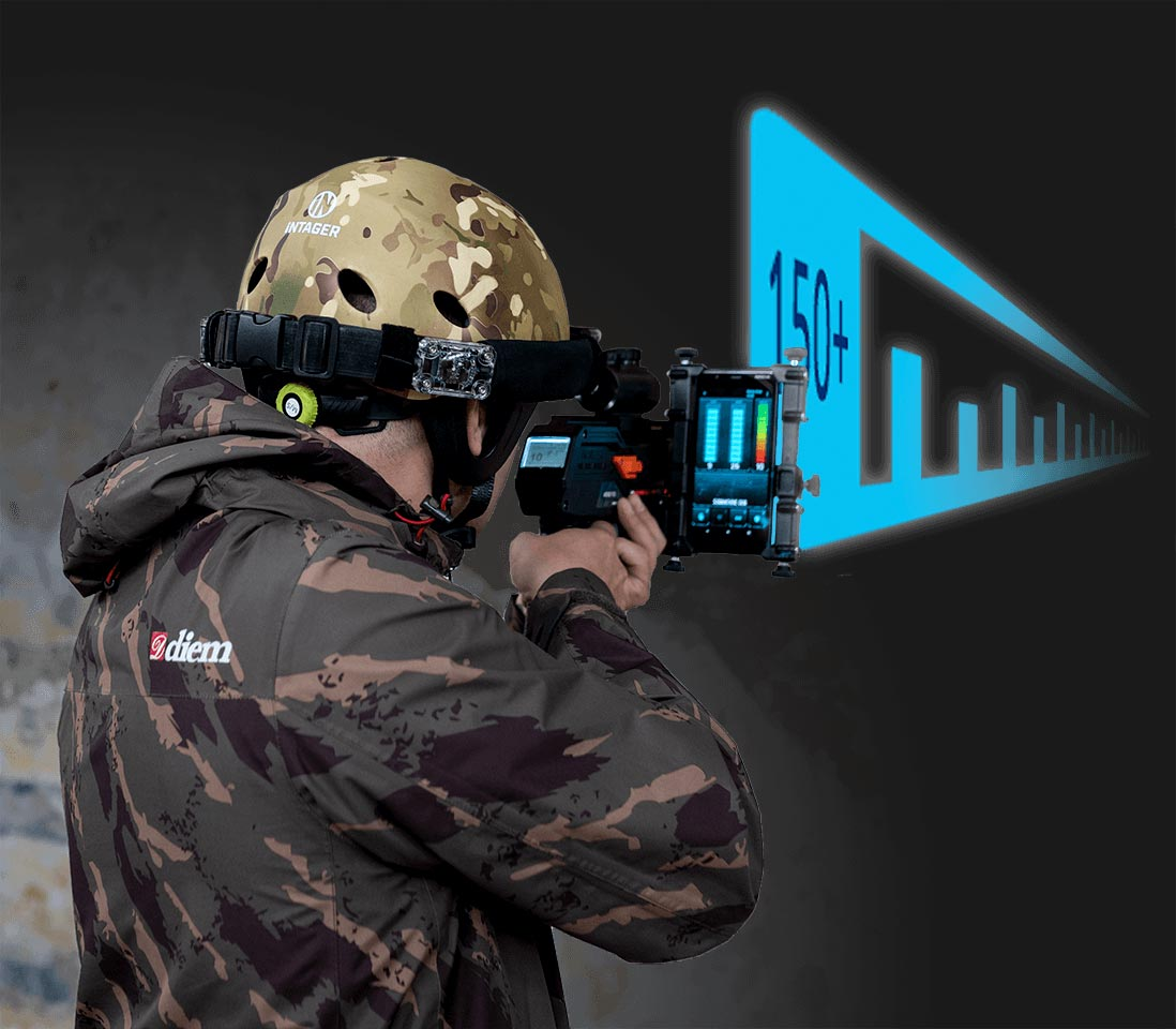 Intager Troodon Intager Laser Tag Professional Optics