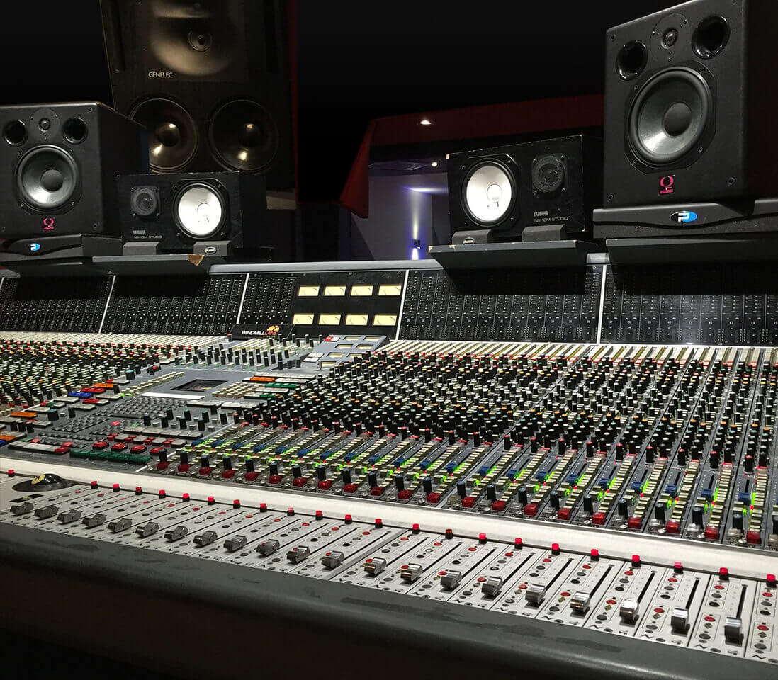 Professionele geluidssets